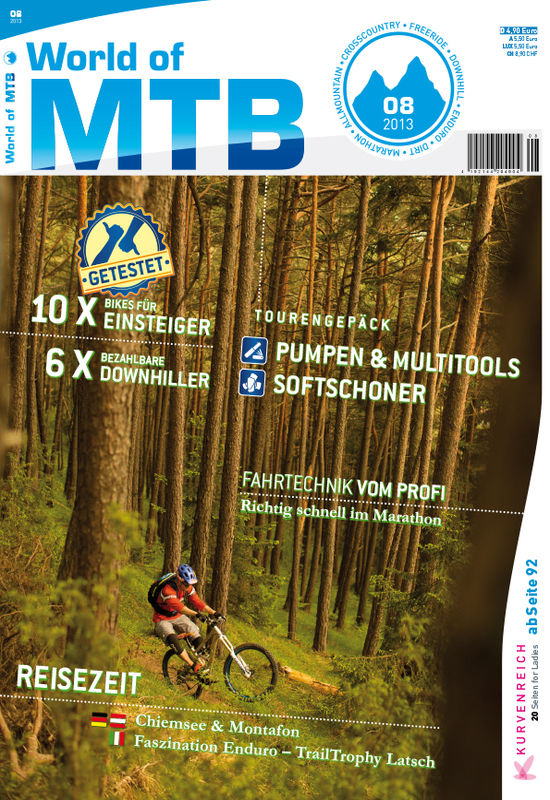Das innovative MTB Magazin